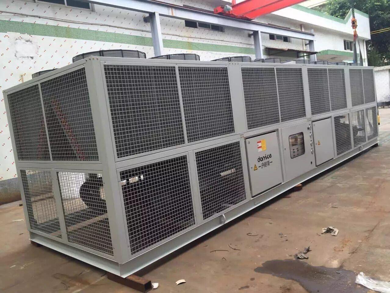 厂房降温,集中供水系统